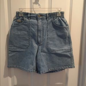 Lee ladies denim shorts